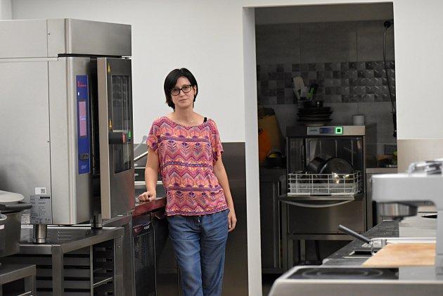 Kurzy vaření pro děti pořádají vÚstí vprofi kuchyni, organizuje je Lucie Němcová.