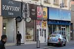 Přepadení klenotnictví v ulici Revoluční.