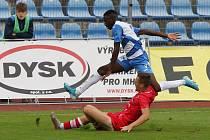 FK Ústí nad Labem - Líšeň, FNL 2019/2020. Youba Dramé