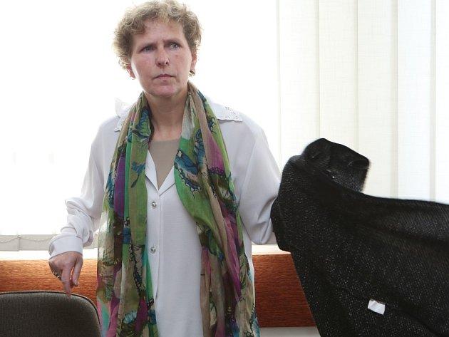 Exstarostka Tašova Zdeňka Košvancová se přiznala ke zpronevěře