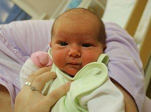 Aneta Bělochová se narodila Marii Bělochové z Bíliny 18. října ve 2.03 hod. v ústecké porodnici. Měřila 50 cm a vážila 3 kg.