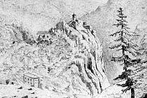Ilustrace z knihy Severní Polabí