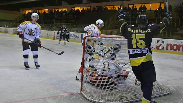 Slovan Ústí ilustrační, hokej ilustrační