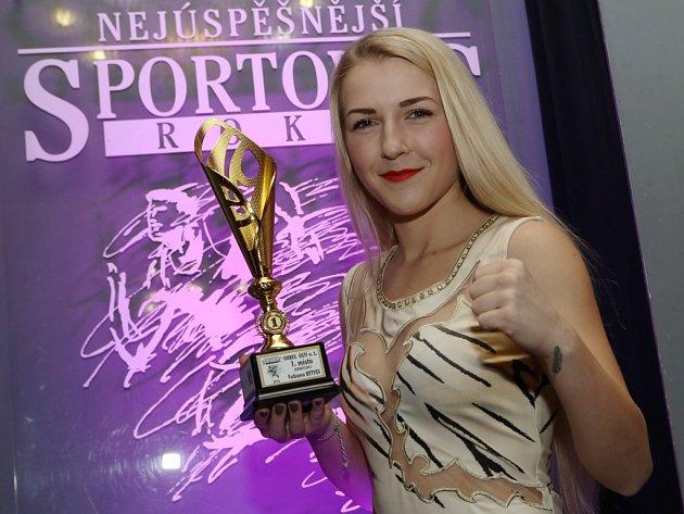 Ústí korunovalo novou královnu! Sportovkyní roku je Fabiana Bytyqi.