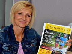 Běžecký závod Rychtářská dvanáctka proběhne v sobotu 8. září.