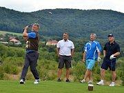 Ústecký pohár v golfu.