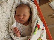 Matyas Jozef Mayer se narodil v ústecké porodnici 19.11.2016 (17.09) Janě Pastuchové. Měřil 54 cm, vážil 3,98 kg.