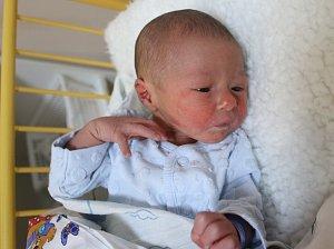Nicolas Sloup se narodil Karin Körschnerové z Ústí nad Labem 29.ledna ve 14.45 hod. v ústecké porodnici. Měřil 49 cm a vážil 3,1 kg