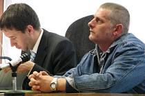 Petr Bartl obviněný ze znásilňování svých dcer.
