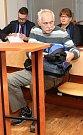 V úterý proběhlo u Krajského soudu v Ústí nad Labem další jednání v kauze čtyř důchodců, kteří unesli ženu a chtěli milion.