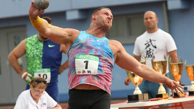 Velká cena - GRAND PRIX 2019 v atletice, Tomáš Staněk
