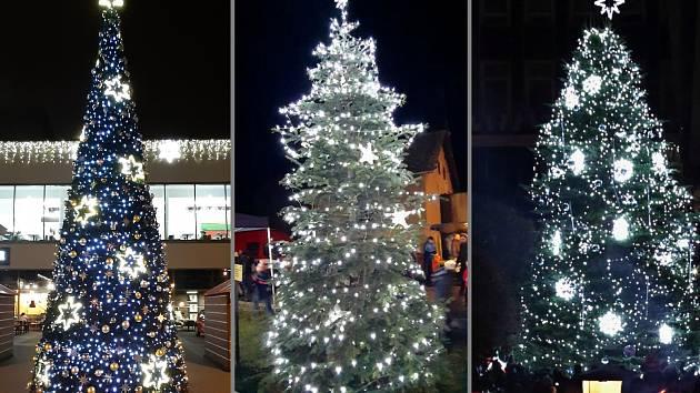 Hledáme nejhezčí vánoční strom Ústecka