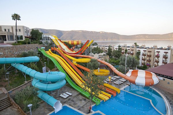 Ersan Resort & Spa, Bodrum, Turecko.