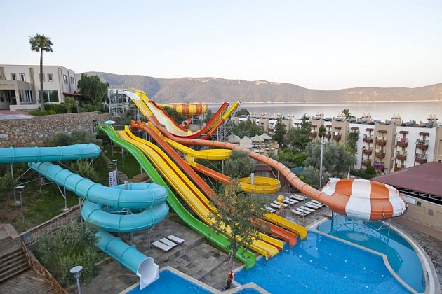 Ersan Resort & Spa, Bodrum, Turecko.