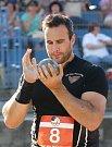 Český reprezentant Jan Marcell skončil sedmý.