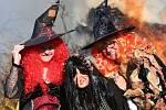Čarodějnice v Chodovlicích na Lovosicku