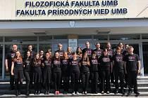 Univerzitní pěvecký sbor Nona byl úspěšný na Slovensku.
