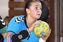Martina Křivanová se po zranění vrací do sestavy Spartaku.