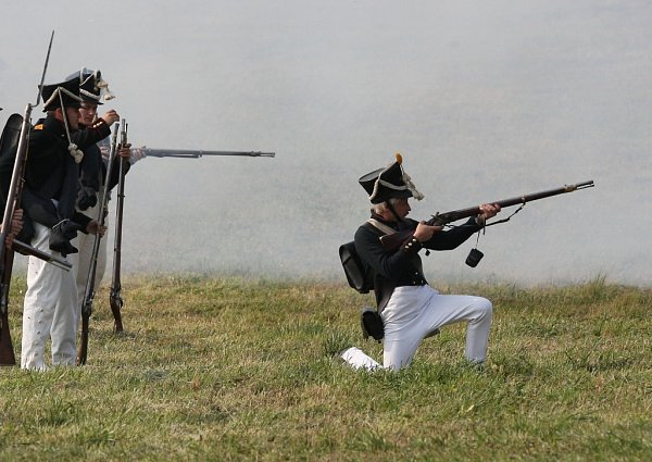 Bitva uChlumce, srpen 2013.