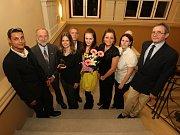 Držiteli křesadel jsou Vlastimil Jura, Roman Nekola, Karel Demeter, Petr Janák, Michaela Pillárová a také Natálie Schejbalová.