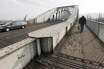 Benešův most. Ilustrační foto.