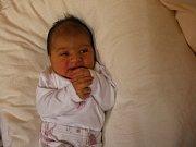 Juliana Skovajsová se narodila Martině Koškové z Děčína 7. listopadu ve 22.15 hod. v ústecké porodnici. Měřila 51 cm a vážila 3,79 kg