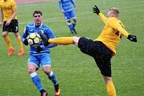 Utkání FNL: FK Baník Sokolov - FK Ústí nad Labem 3:0
