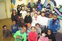 Projekt pro děti ze znevýhodněného sociálního prostředí.