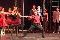 Americký muzikál West Side Story v Ústí nad Labem