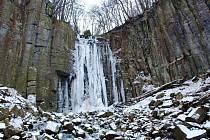 Z vodopádu je ledopád.