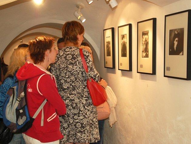 Výběr ze své Platinové kolekce představil Robert Vano přesně před rokem rovněž v Galerii G4 v západočeském Chebu.