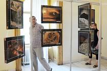 Loni ukázali litoměřičtí fotografové své výtvory v Topolčiankách, nyní jejich slovenští kolegové předvedou svoje snímky v Litoměřicích.