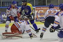 Hokejisté Ústí prohráli už čtyři zápasy v řadě a jsou jedenáctí. S Litoměřicemi potřebují uspět.