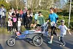 Běh pro malou Valinku podpořilo na Severní Terase 200 lidí