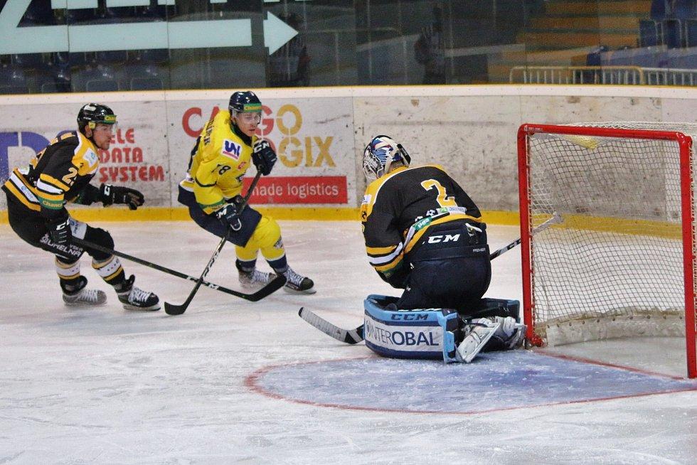 HC Slovan vs. HC Baník Sokolov, nadstavba Chance liga 2019/2020