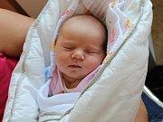 Eliška Lencová se narodila 13.9. (23.57) Martině Laskošové. Měřila 51 cm, vážila 3,52 kg.