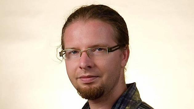Editor Deníku Michal Dvořák.