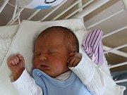 Josef Hofer se narodil Petře Hoferové z Ústí nad Labem 2. listopadu v 18.35 hod. Měřil 50 cm, vážil 3,5 kg