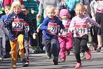 Pětka s Mumií přilákala do Svádova téměř dvě stovky běžců.