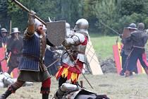 Rekonstrukce bitvy Na Běhání.