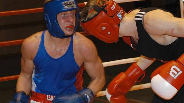 Boxer SKP Sever Ústí Zdeněk Chládek