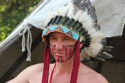 Druhý indiánský den v Brné, setkání přátel Karla Maye.