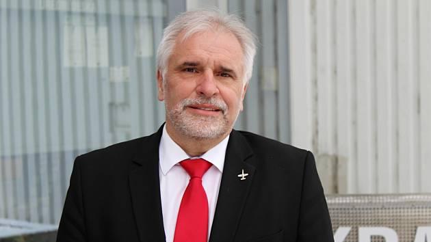 Ředitel krajského úřadu Ústeckého kraje Jiří Holub