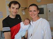 Štěpán Szabo se narodil Petře Szabo a Tomáši Szabo z Ústí nad Labem 3. srpna v 5.50 hod. v ústecké porodnici. Měřil 48 cm a vážil 3,25 kg.