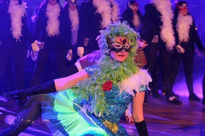 Ples rádia North Music v ústeckém Domě kultury.