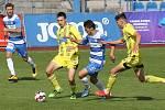 FK Ústí nad Labem - FK Varnsdorf 2:3 (1:1)