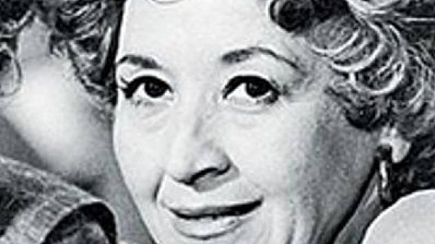 Karolína Slunéčková.