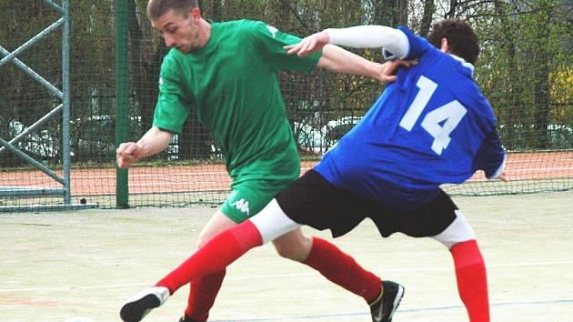 Futsal se v Ústí těší vzrůstající oblibě. Do nové sezony se zde zapojí rekordních 67 týmů.