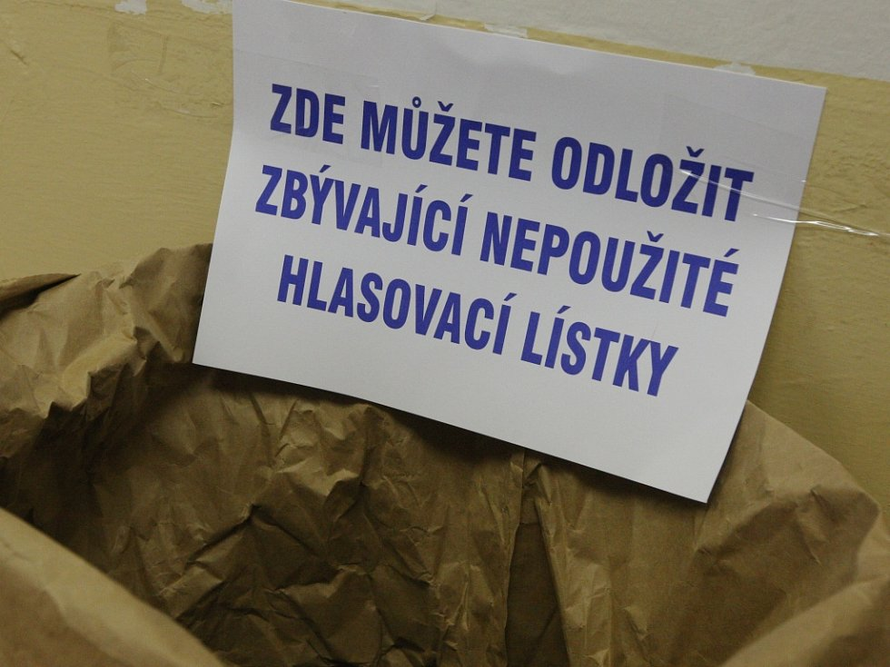 Komunální volby na Klíši.