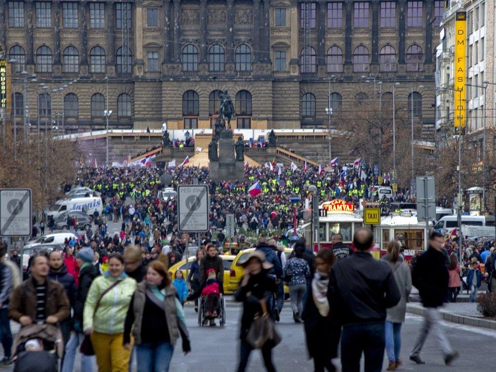 17. 11. 2015 v Praze.